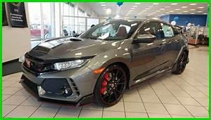2018 Honda Civic Type R Touring Type R Touring New Turbo