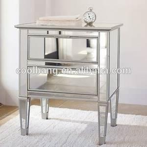 Table De Nuit Miroir : chinese country style bedroom corner table mirrored ~ Teatrodelosmanantiales.com Idées de Décoration