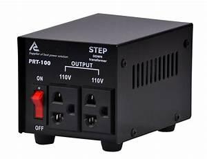 Converters 230/110V | Step down transformer 100W ...