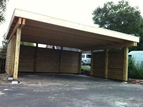 apax dakbedekking prijs robuuste houten carport carport pinterest car ports