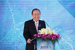 Former UN chief Ban Ki-moon 'sorry' for withdrawing from ...