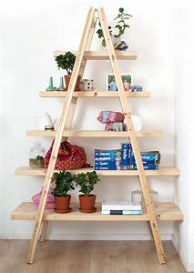 11, Ways, To, Decorate, With, Vintage, Ladders