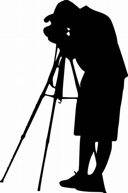 Camera Transparent Photographer Silhouette Kamera Grapher Siluet
