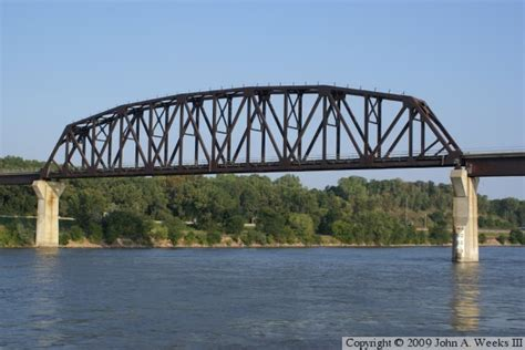 Sioux City Railroad Bridge, Sioux City, IA