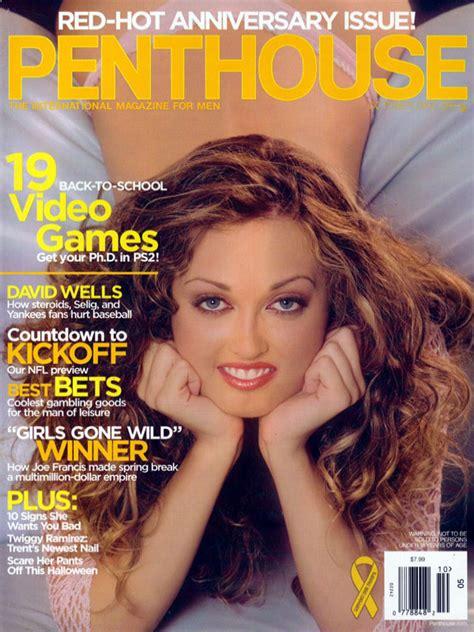 Penthouse Magazine October 2005 Magazines Archive
