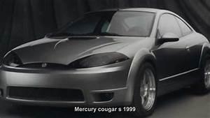 1696  Mercury Cougar S 1999  Prototype Car