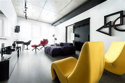 Apartment Lighting Lights Interior Geometrix Neon Turn