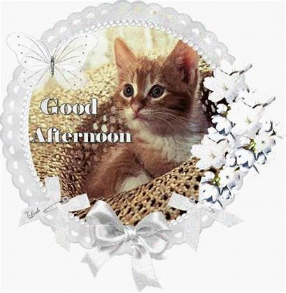 Glitter Graphics Afternoon Greetings Copy Text