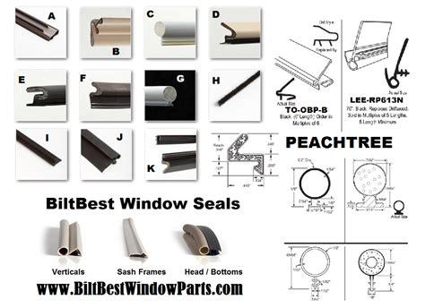 peachtree casement window operator replacement parts   handed biltbest window parts