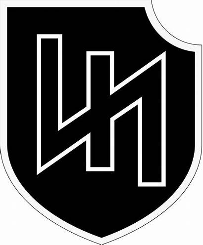 Ss Division Symbol Panzer Svg Wikimedia Commons
