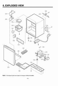 Lg Gr 051sf User Manual Refrigerator Manuals And Guides