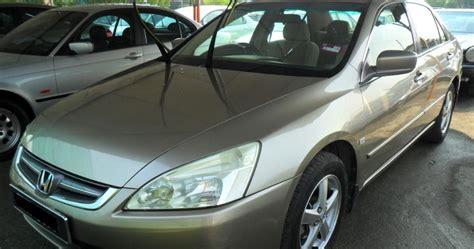 kereta honda kereta untuk di jual honda accord 2 0l a i vtec 2006