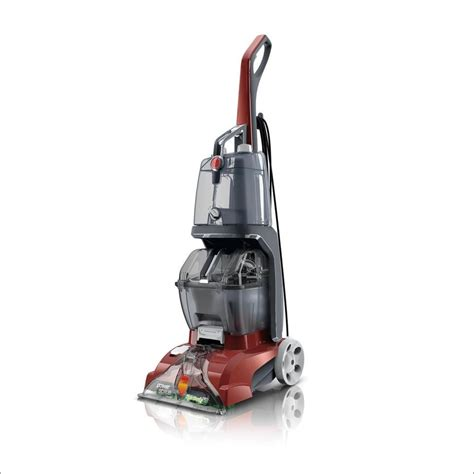 hoover power scrub deluxe carpet washer fh manual