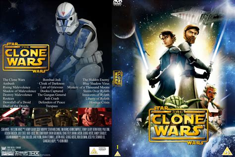 Star Wars DVD Covers - Original Trilogy