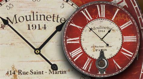 pendules de cuisine originales grande horloge pour salon horloges murales design