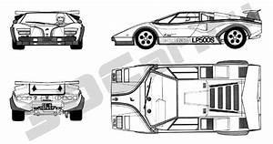 Lamborghini Countach Engine Diagram