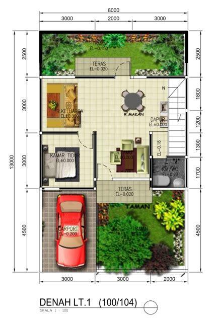 jasa interior eksterior design jasa gambar denah rumah