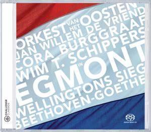 Beethoven: Egmont - De Vriend - OpusKlassiek