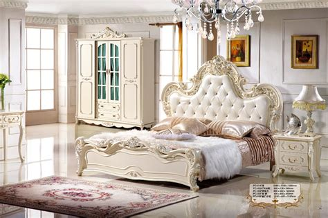 chambre a coucher discount antique style furniture bedroom sets pc 013