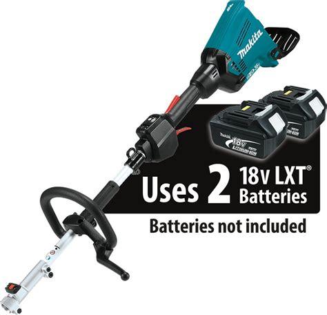 makita xuxz    lxt lithium ion brushless cordless couple shaft power head tool