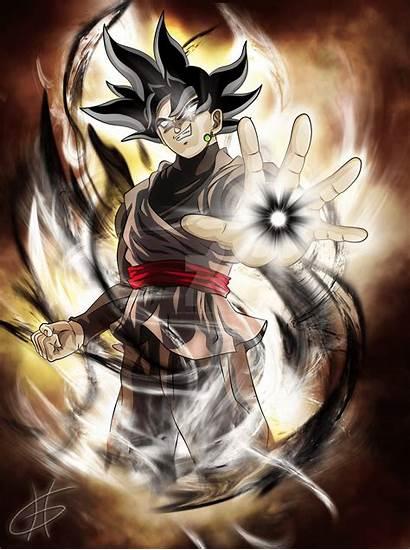 Goku Wallpapers Dragon Ball Super Deviantart Ssj