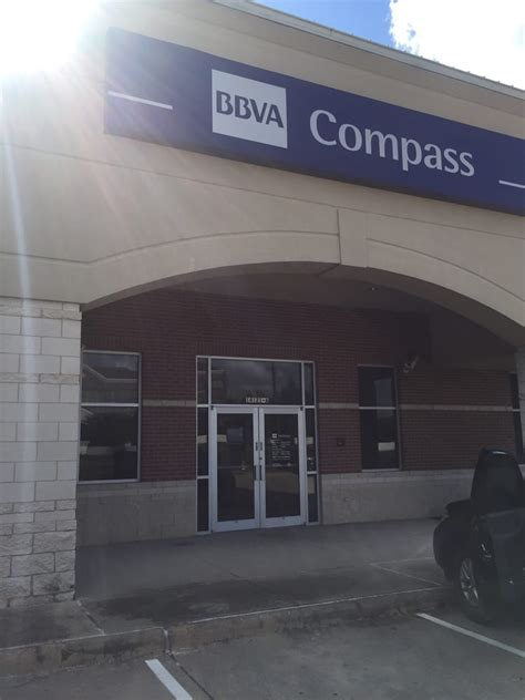 bbva compass phone number bbva compass banks credit unions 14121 southwest fwy