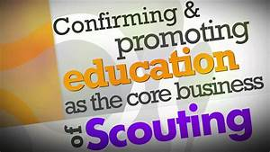 Promotional clip of the 1st World Scout Education Congress ...