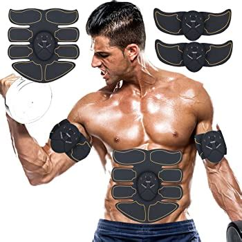 Amazon.com : Abdominal Muscle Toner Rechargeable ABS
