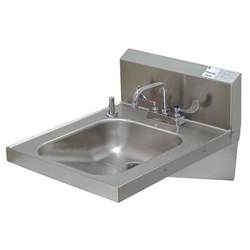 advance tabco 7ps25 wall mount commercial hand sink w 14
