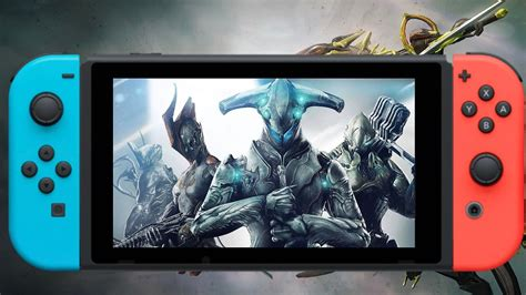 warframe for nintendo switch review the best free to play