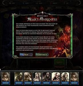 Castle Age: Heart of Darkness - Online Games List