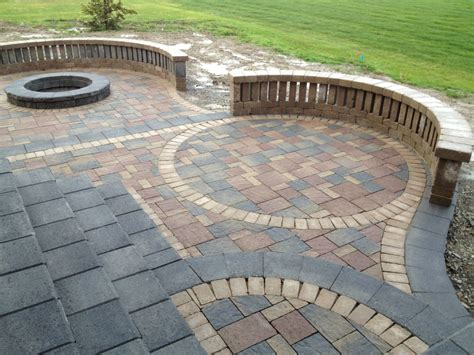 fresh unique brick patio patterns edging 20073
