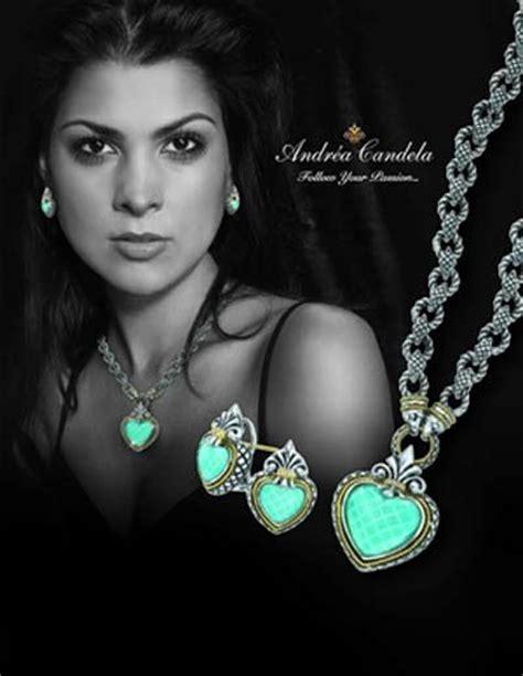 Andrea Candela by Andrea Candela Andrea Candela Turquoise