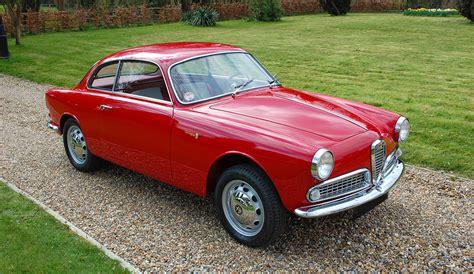 Alfa Romeo Giulietta Sprint (1962