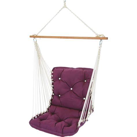 canvas iris tufted single porch swing