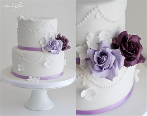 Low Wood Bay Wedding Cakes