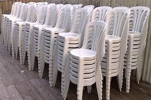 Chaise Blanche Plastique : chaises empilables tous les fournisseurs chaise empilement chaise cumulable siege ~ Teatrodelosmanantiales.com Idées de Décoration