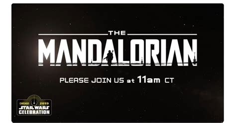 Watch 'The Mandalorian' Panel at Star Wars Celebration ...
