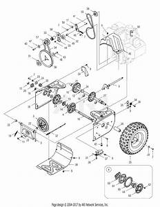 Mtd 31ae6llg723  2005  Parts Diagram For Drive 6ll