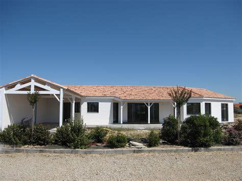 maison en bois vendee maison individuelle spacieuse de plain pied en vend 233 e par loiseau maison bois la maison bois