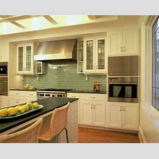Kitchens With Color Green Tiletramp