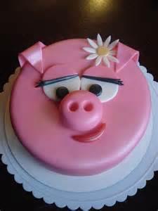 Pig Cake Ideas