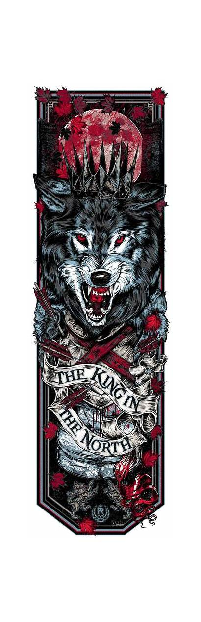 Thrones King Cooper North Banners Rhys Cool