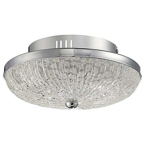 moon light fixture buy quoizel moon rays 12 inch 1 light flush mount ceiling