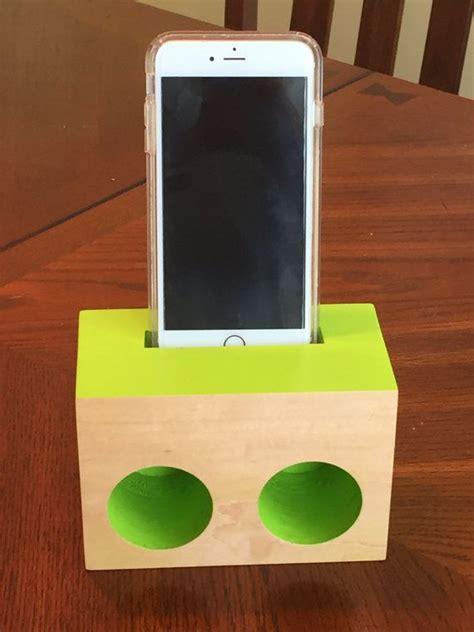 iphone speakerpassive amplifier  johnrosedesigns