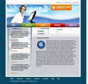 Free html templates doliquid for Html website templates free download