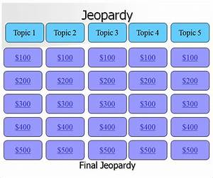 sample jeopardy 6 documents in pdf ppt With microsoft powerpoint jeopardy template