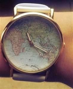 Armbanduhr Mit Weltkarte : no name uhren ~ Orissabook.com Haus und Dekorationen