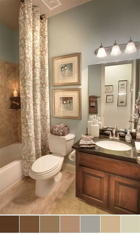 Colors For Small Bathroom Walls by 111 World S Best Bathroom Color Schemes For Your Home