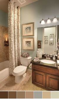 best colors for bathrooms 111 World`s Best Bathroom Color Schemes For Your Home | Bathroom ideas | Bathroom color schemes ...